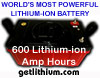 Click here to find a Marine or RV lithium-ion battery
