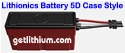 Click here for details on this lower cost Lithionics GTR Series lithium-ion battery