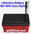 Lithionics Battery 12 Volt lithium-ion high performance Standard series lightweight battery for RV, sailboats, yachts, car, truck, marine and solar power systems