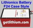 Lithionics Battery 92.8 Volt lithium-ion high performance GT series lightweight battery for RV, sailboats, yachts, car, truck, marine and solar power systems