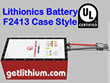 Lithionics Battery GT Series 12 Volt 525 Amp hour lithium-ion high performance lightweight battery module for RV, sailboats, yachts, marine, solar energy storage and more