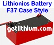 Lithionics Battery 51 Volt lithium-ion high performance GT series lightweight battery for RV, sailboats, yachts, car, truck, marine and solar power systems