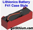 Lithionics Battery GTX Series 12 Volt 1,050 Amp hour lithium-ion high performance lightweight battery module for RV, sailboats, yachts, marine, solar energy storage and more
