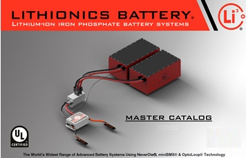 Click here for the Lithionics Battery lithium-ion battery master catalogue PDF