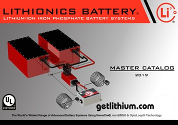 Click here for the Lithionics lithium-ion battery master catalogue PDF