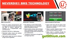 Lithionics Battery lithium-ion Battery  Management System Technology
