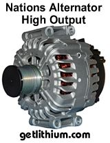 Nations Alternator high output alternators for RV, Marine and more