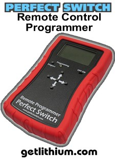 Perfect Switch Remote Control Programmer