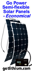 Click here to visit our main solar power page
