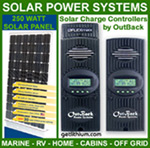 Click here to visit our Solar Power page...