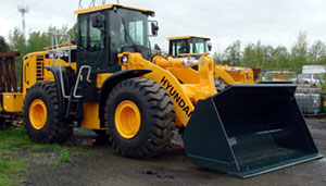 Wheel and track loaders will benefit from lithium ion batteries