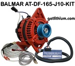 Balmar 165 Amp 12 Volt high output alternator kit