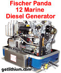 Click here for details on this Northern Lights marine generator