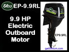 Click here for details on this Elco 9.9HP electric outboard motor