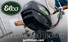 Click here to find out more about the Elco electric outboard motors...