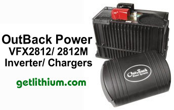 OutBack Power inverter-chargers for RV, marine and off-grid electrical installations