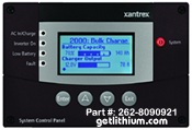 Xantrex Freedom SW series remote display for inverter-chargers