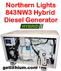 Visit our diesel and gas generator page for backup power and hybrid-electric systems