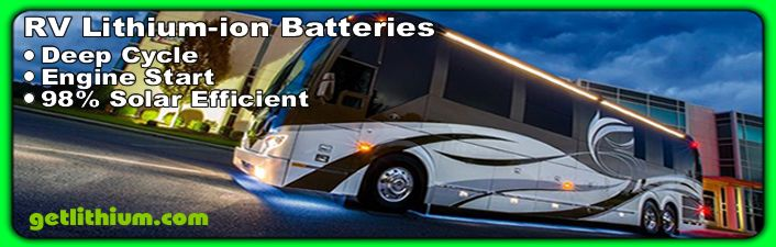 RV Deep Cycle House 