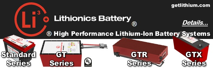 Lithionics Lithium-ion 